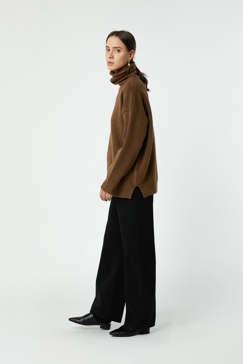 Sweater 2767 Brown 1