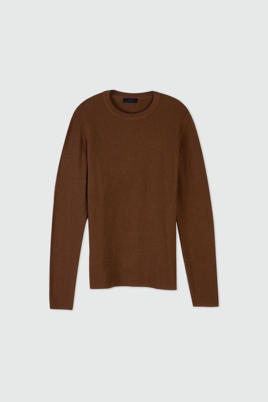Sweater 2849 Brown 1