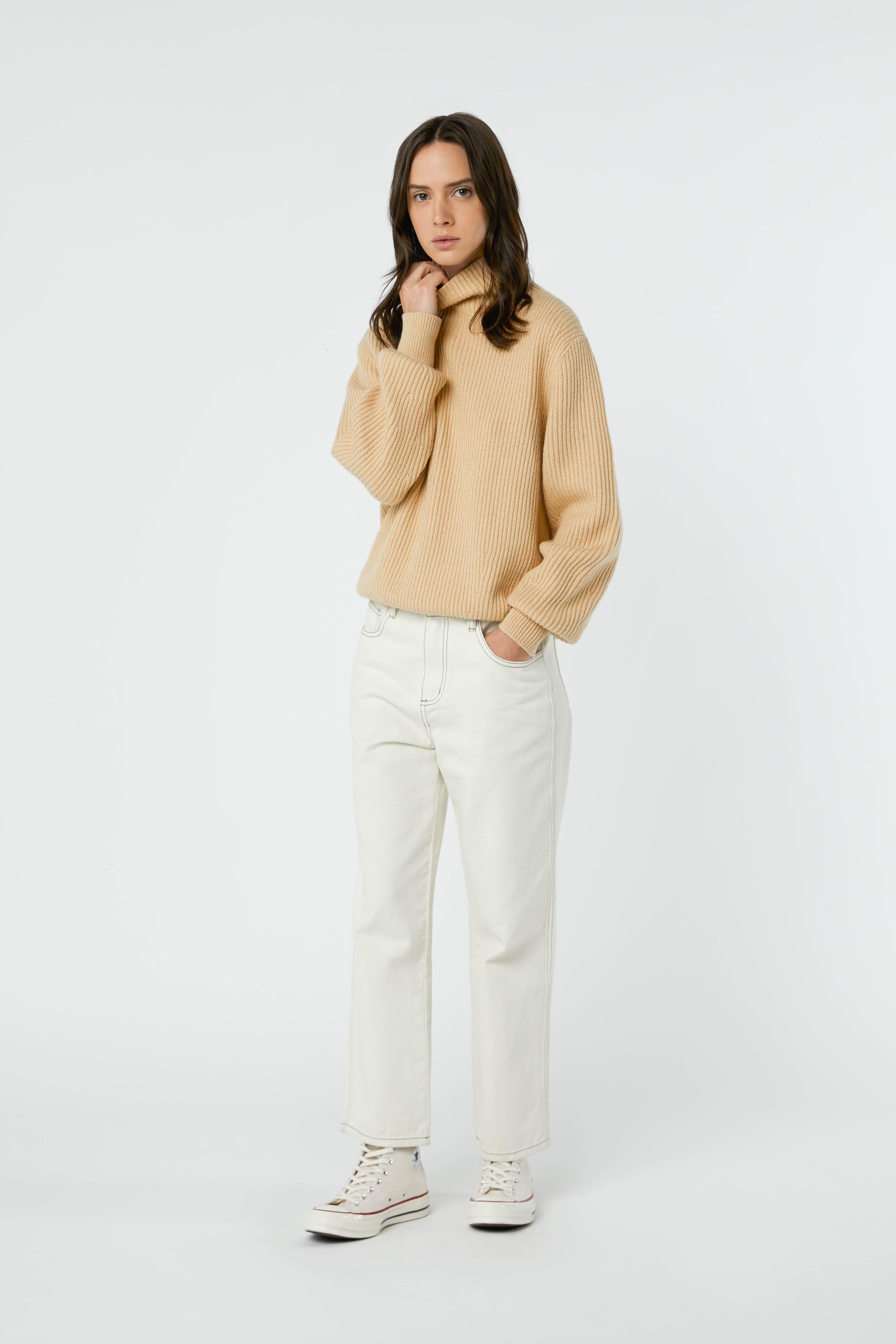 Sweater 2870 Beige 1