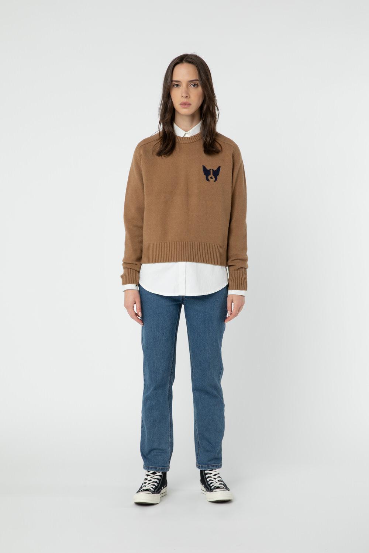 Sweater 2889 Camel 2