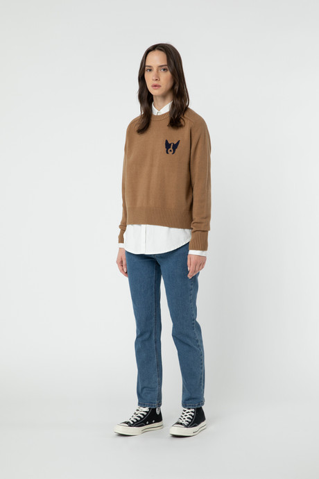 Sweater 2889 Camel 3