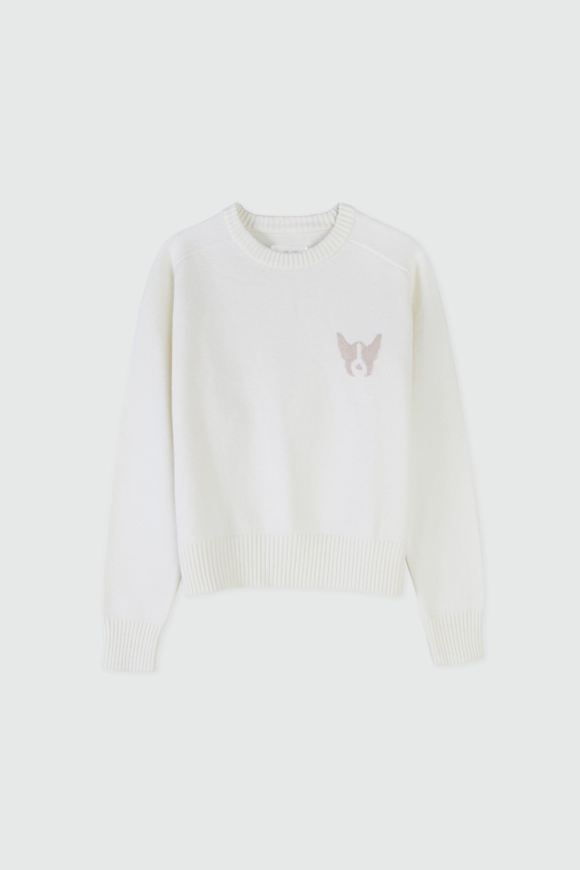 Sweater 2889 Cream 13