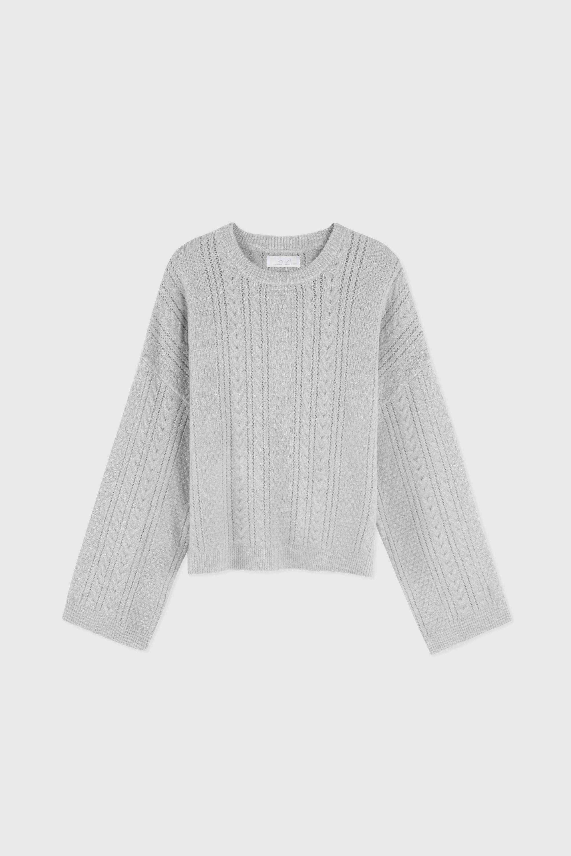 Sweater 2974 Gray 8