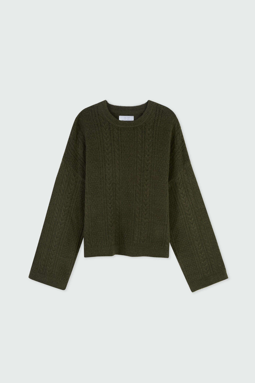 Sweater 2974 Olive 10