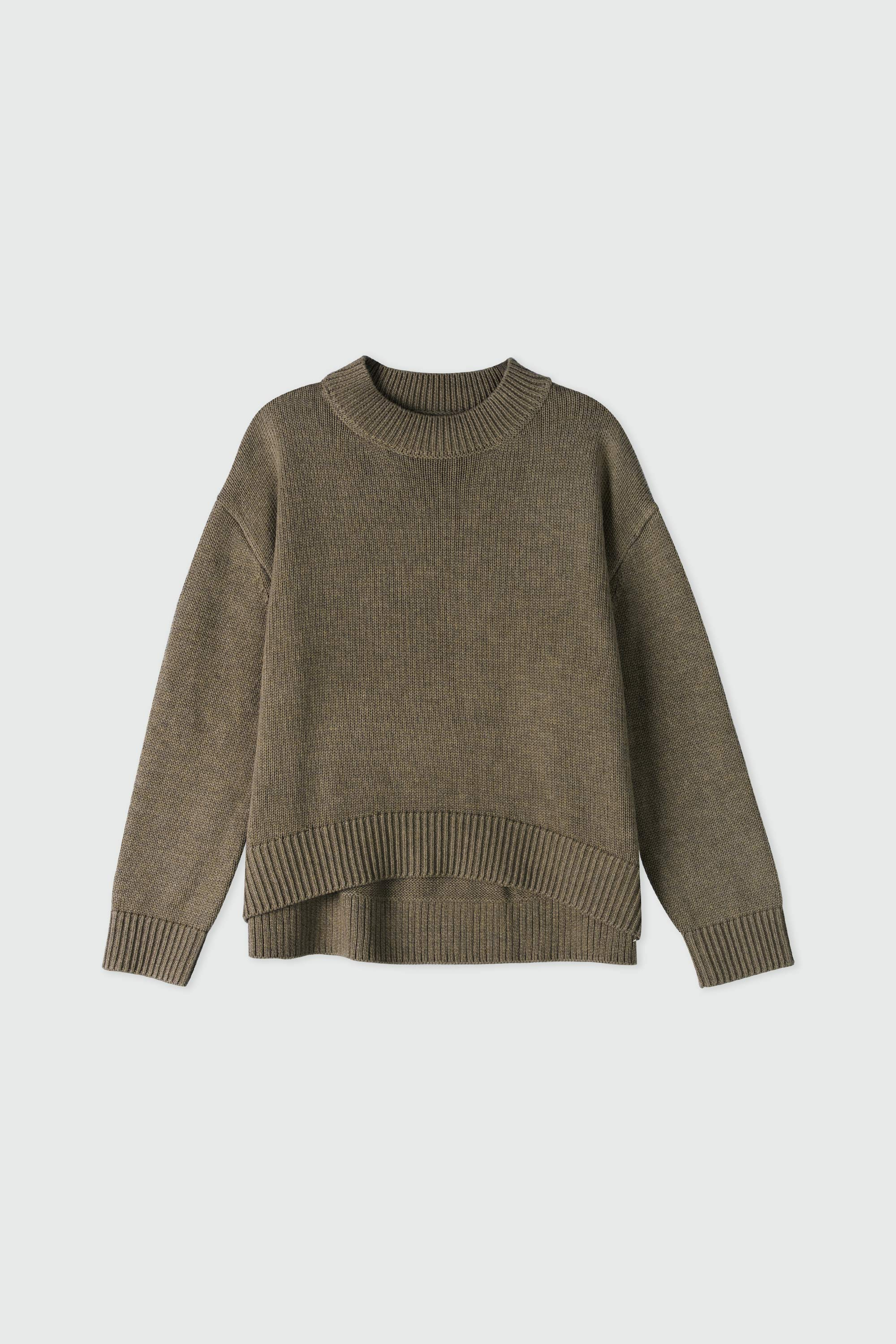Sweater 3322 Taupe 10