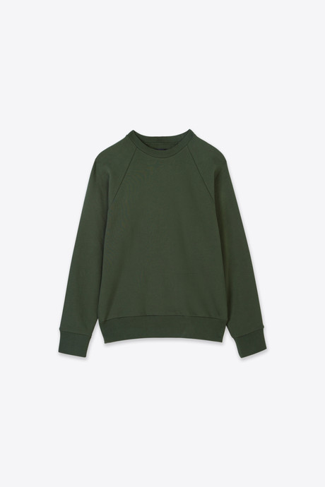 Sweatshirt 2474 Green 11