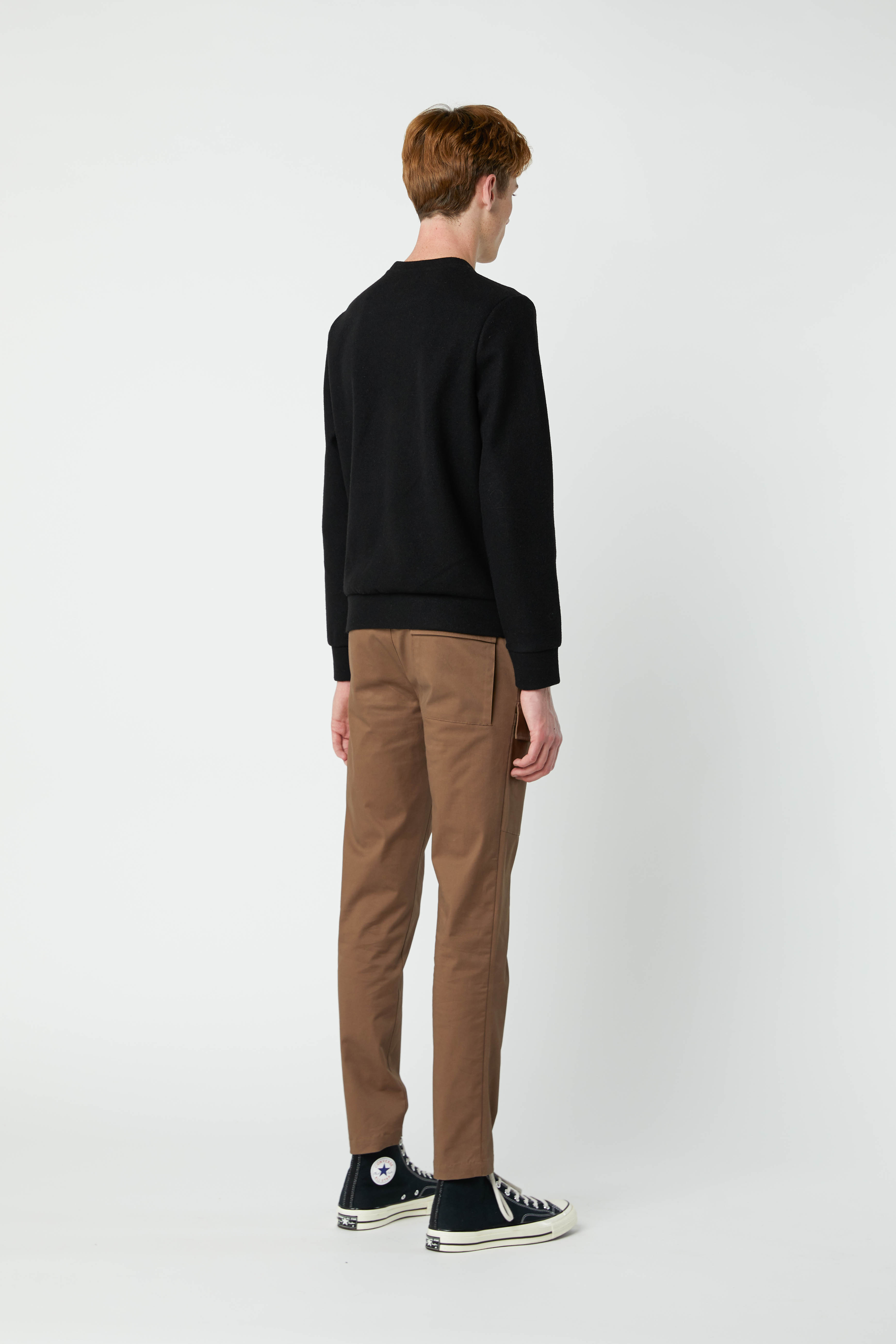 Sweatshirt 2668 Black 11