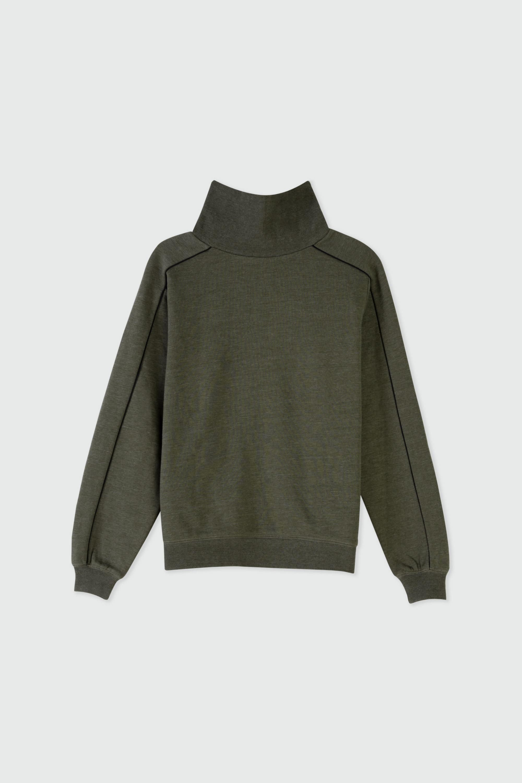Sweatshirt 2886 Olive 7