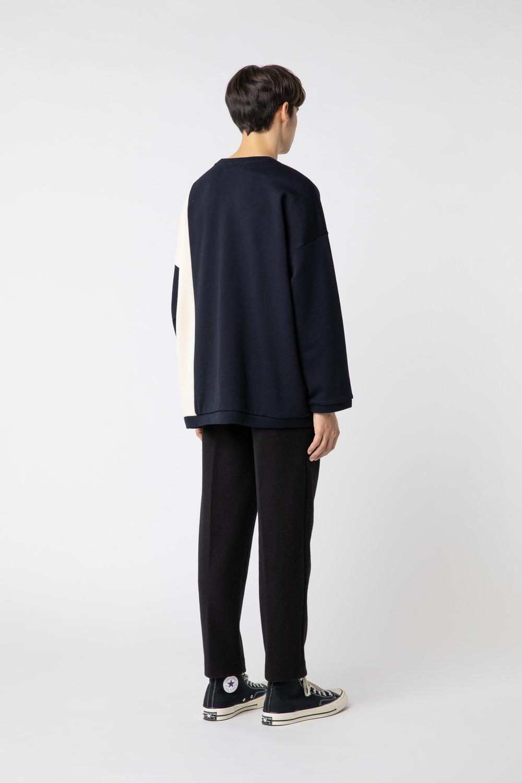 Sweatshirt 3385 Navy 10