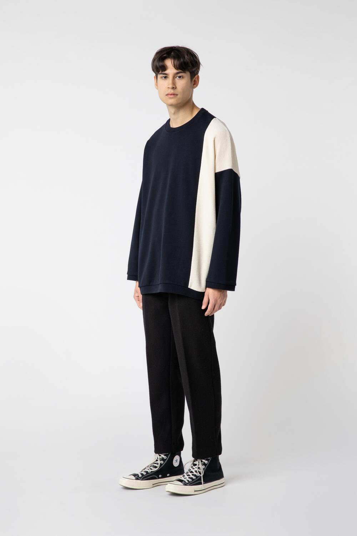Sweatshirt 3385 Navy 7