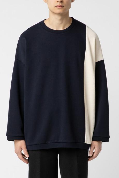 Sweatshirt 3385 Navy 8