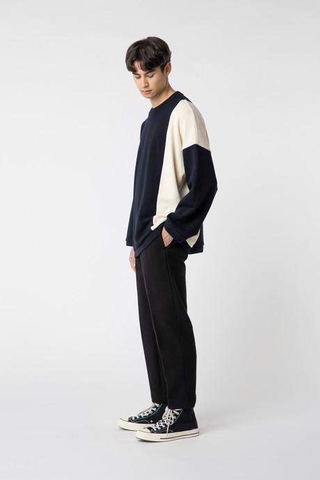 Sweatshirt 3385 Navy 9