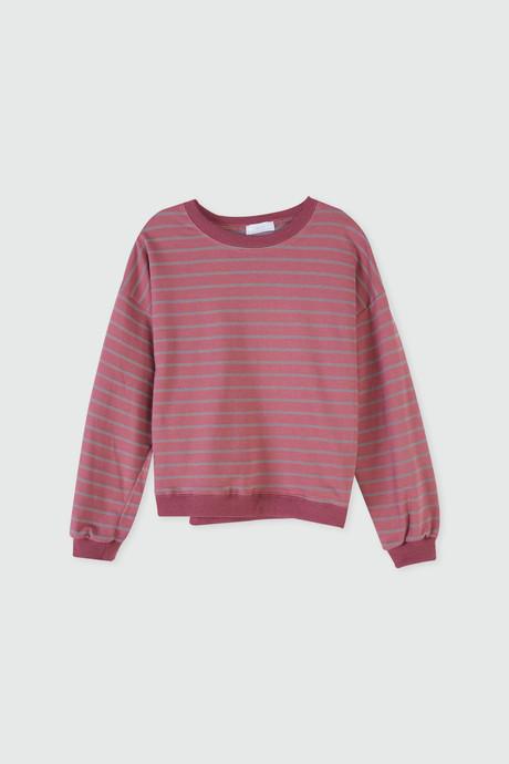 Sweatshirt J005 Pink 2