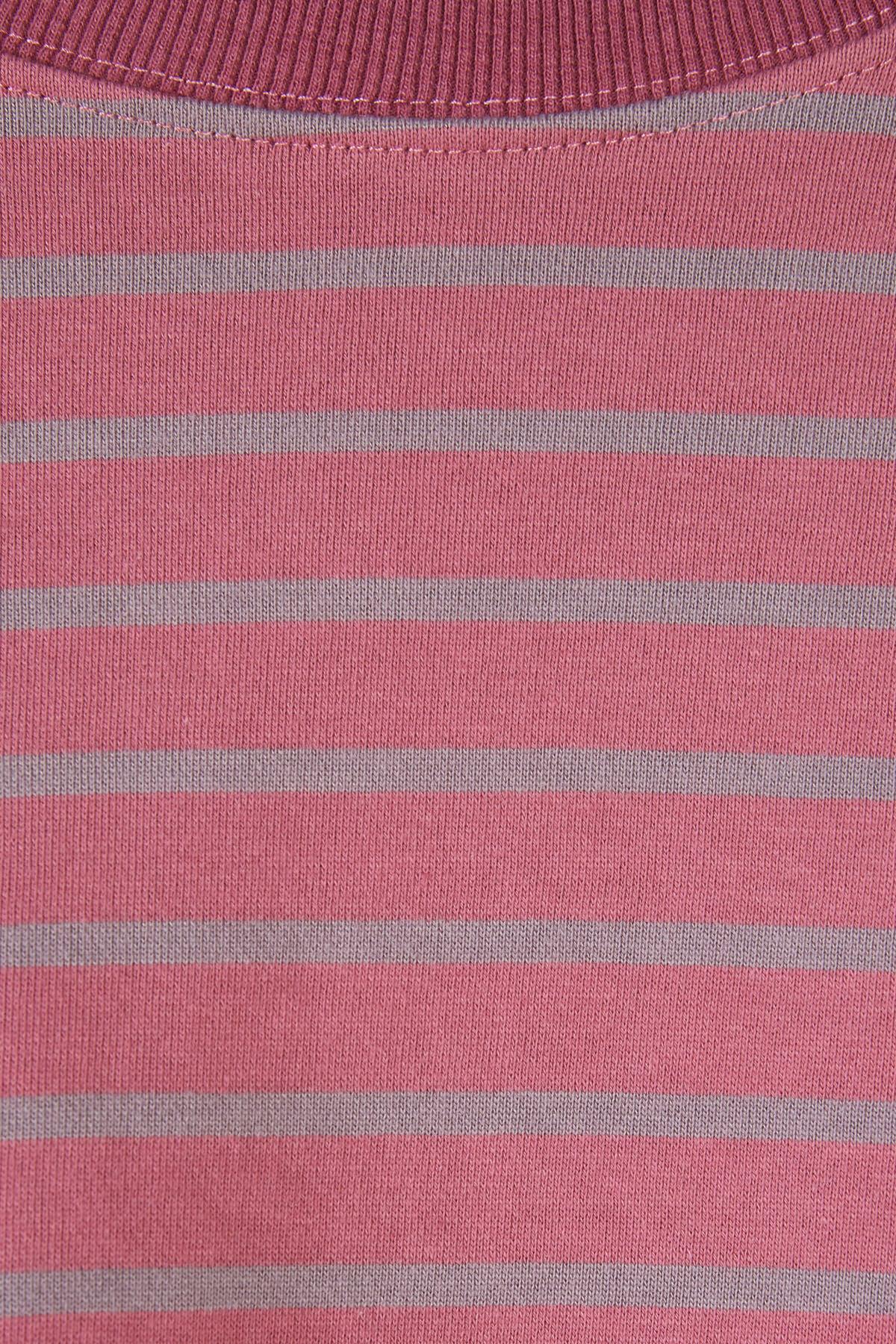 Sweatshirt J005 Pink 3