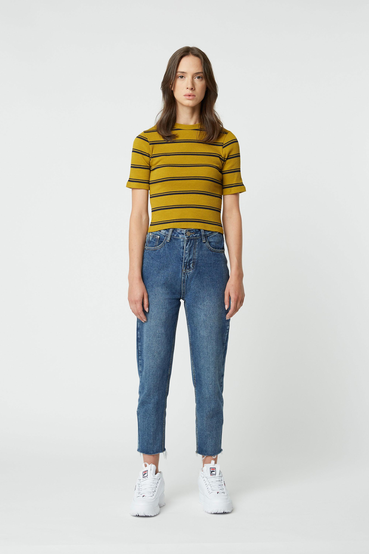 TShirt H579 Yellow 1