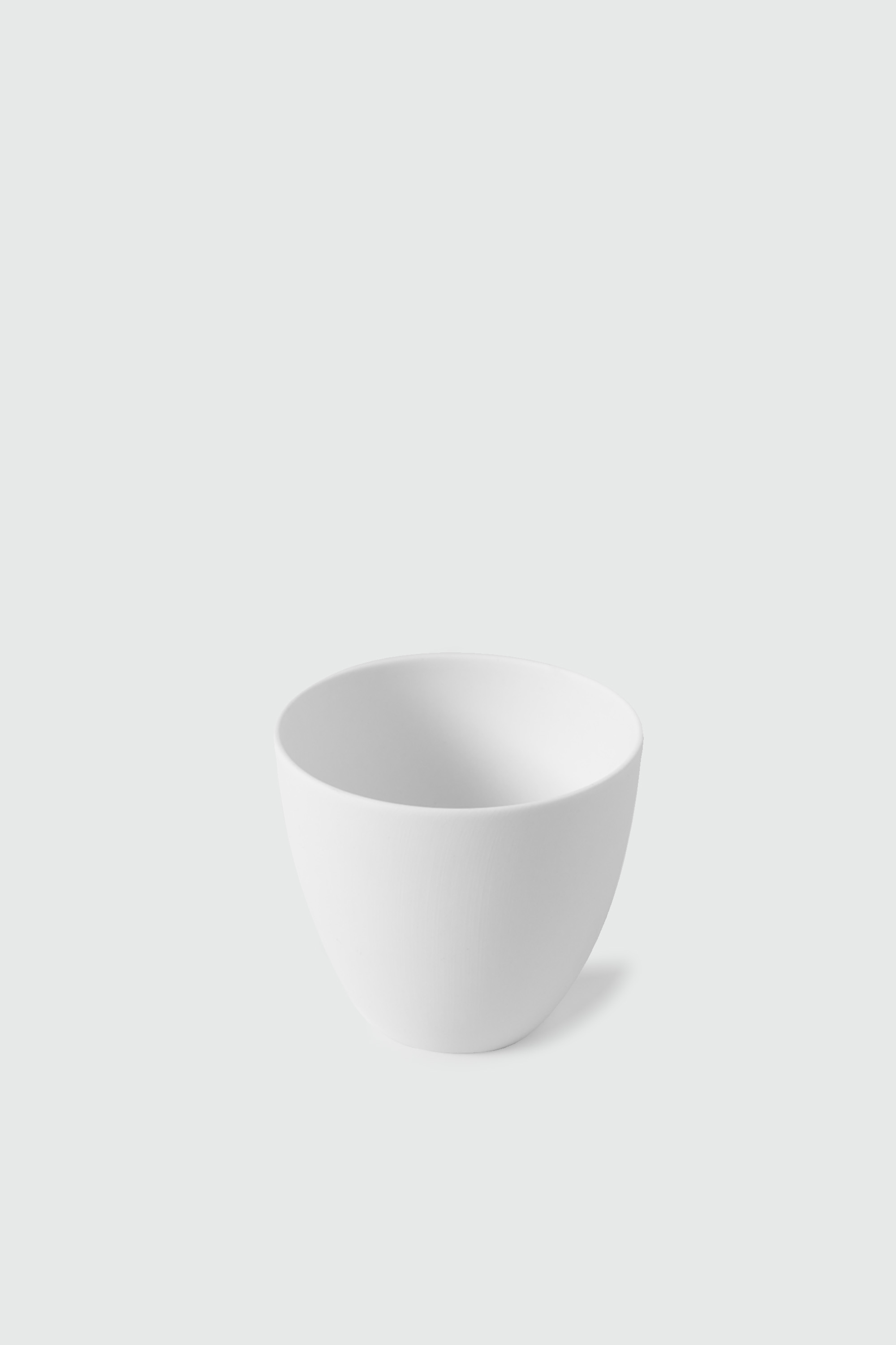 Tapered Porcelain Cup 2941 White 4